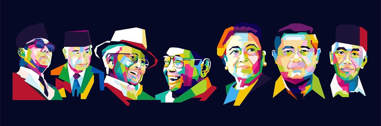 Fakta Menarik Latar Belakang Pendidikan 7 Presiden Indonesia